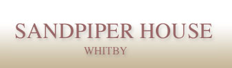 Sandpiper House, Whitby Bed and Breakfast, B&B Accommodation in Whitby