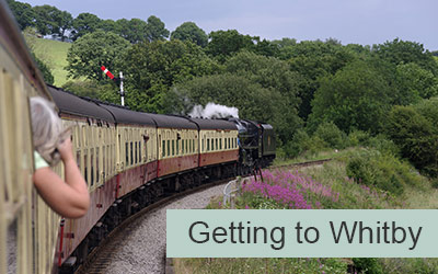 Getting To Whitby